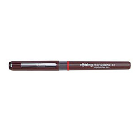 Rotring Tikky Graphic Pen Black 0.5mm