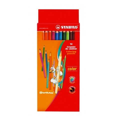 Stabilo 1912 Coloured Pencil BOX 12 SPECIAL 30% Off - only 1 available at this price