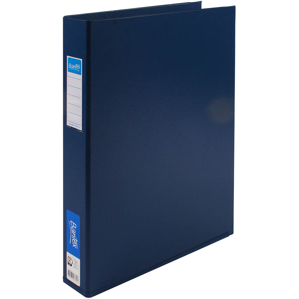 Bantex Portrait Upright Binder A3 4D 38mm Black SPECIAL 30% Off - only 4 available at this price