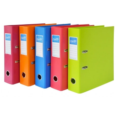 Bantex A4 Lever Arch File 70mm Melon SPECIAL 30% Off - only 2 available at this price