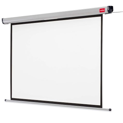 Nobo Electric Plug 'n' Play Screen 1800 x 2400mm 3000mm Diagonal