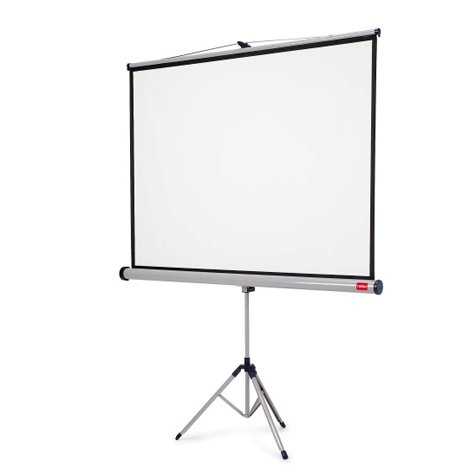 Nobo 4:3 Tripod Screen 1500 x 1138mm 1875mm Diagonal
