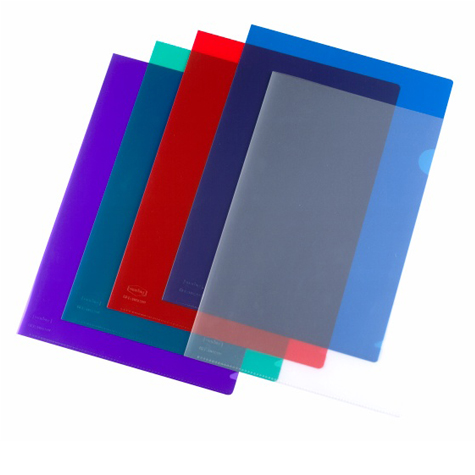 Marbig Ultra A4 Letter File Polypropylene Red SPECIAL 30% Off - only 80 available at this price