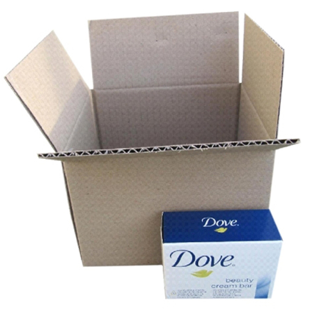 Shipping Carton 255 x 204 x 135mm (order in multiples of 25 please)
