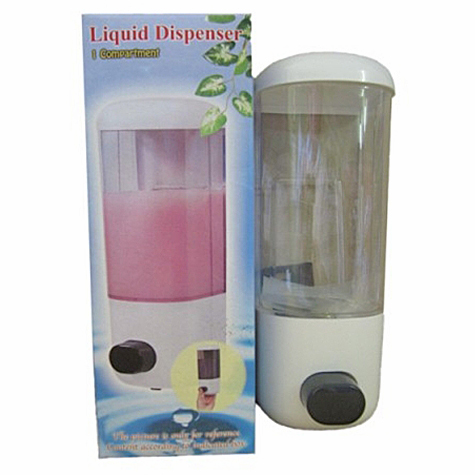 Clearline Wall Mount Soap Dispenser 500ml