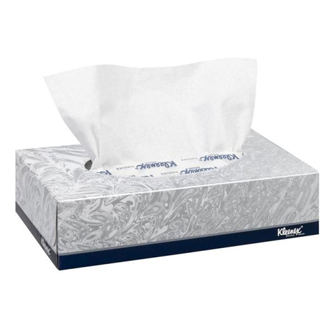 Kleenex Facial Tissues 100 Sheets/Pack