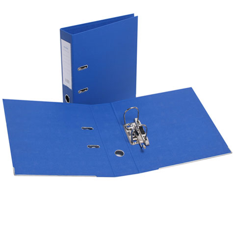 Niceday Economy Lever Arch File Board A4 Blue