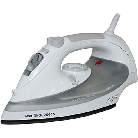 Nero 500 Steam Dry Iron Non-Stick Auto Off