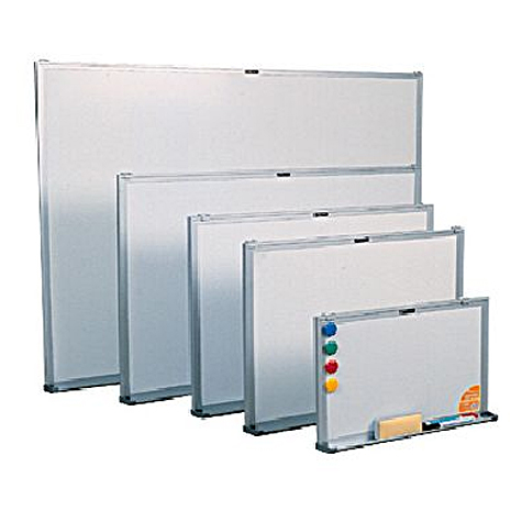 Deli Whiteboard 39044 1200 x 900mm - delivery in SE Qld only