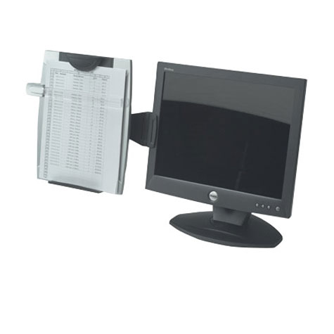 Fellowes Office Suites Monitor Mount Copyholder SPECIAL 30% Off - only 1 available at this price