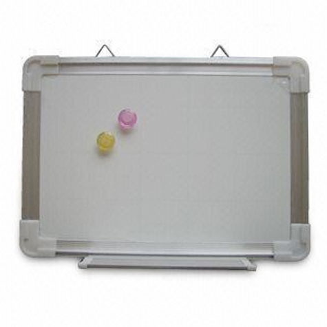 Deli Invisible Grid Whiteboard 2000 x 900mm - delivery in SE Qld only