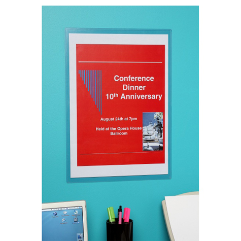 Marbig Wall Mountable A4 Document Protector SPECIAL 30% Off - only 10 available at this price