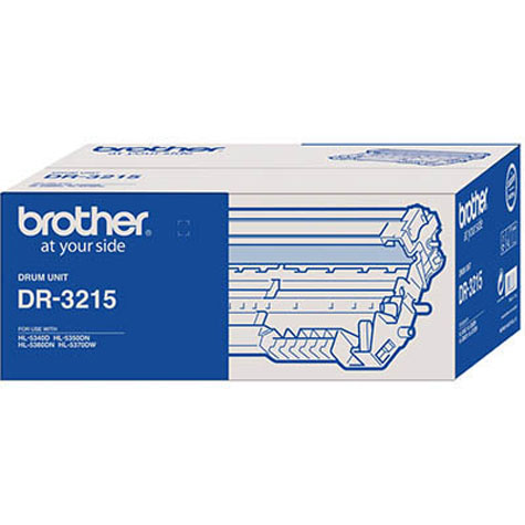 BROTHER DR3215 MONO LASER DRUM CARTRIDGE