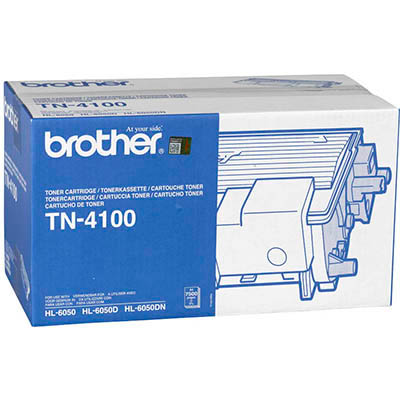BROTHER TN-4100 MONO LASER TONER CARTRIDGE BLACK