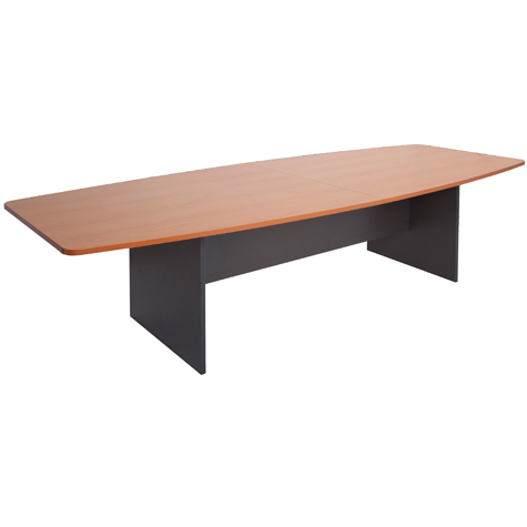 Rapid Worker Boat Shaped Table 2 Piece 3000 x 1200mm