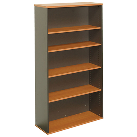 Rapid Worker Bookcase 900 x 900 x 300mm