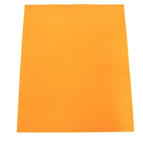 Cumberland Colourful Cardboard A4 200gsm Orange PACK 50 SPECIAL 30% Off - only 4 available at this price
