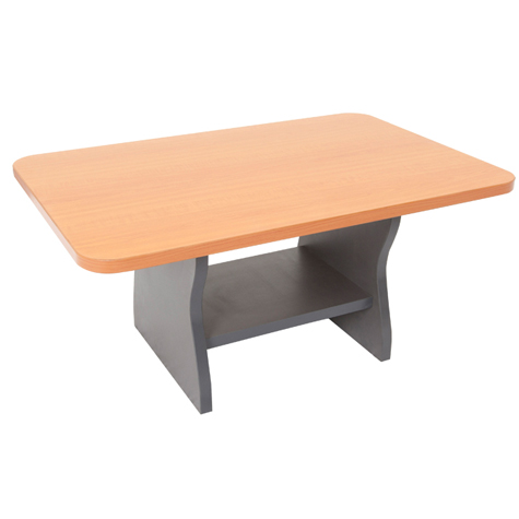 Rapid Worker Coffee Table 900 x 600mm