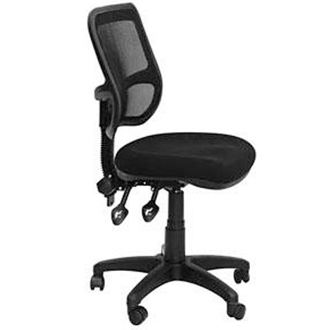 Mesh Chair EM300 with Gas Lift Back Height 430mm