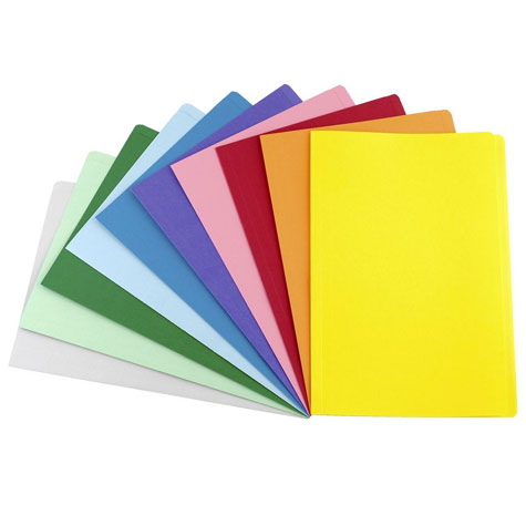 Avery Manilla Folder Foolscap Red EACH SPECIAL 30% Off - only 80 available at this price
