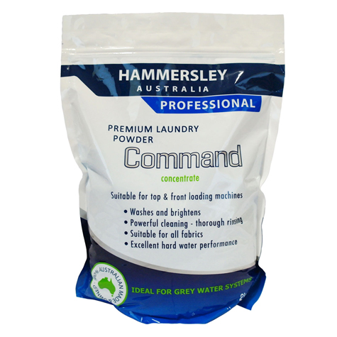 Command Concentrated Laundry Powder 2kg