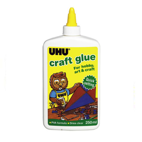 UHU Craft Glue 125ml