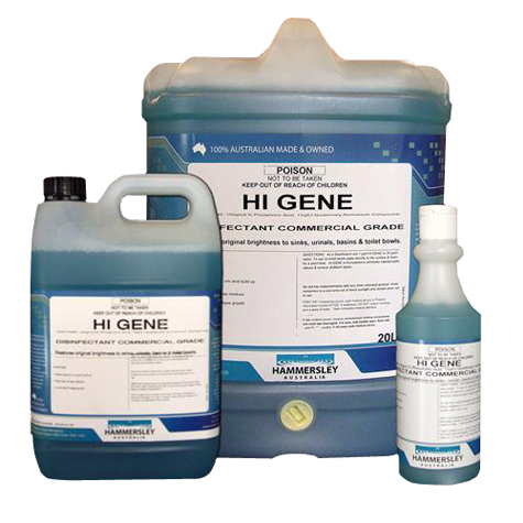 HiGene Bath, Sink & Toilet Bactericidal Cleaner 500ml