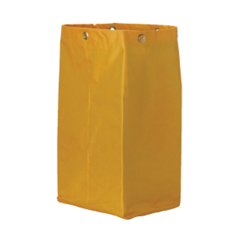 Janitor Cart Replacement Bag JA002 Yellow