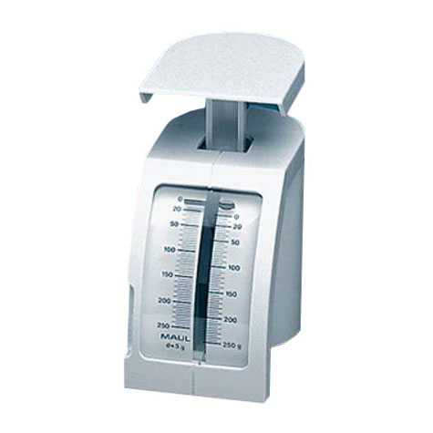 Maul Spring Letter Scale 500gm in 10gm Increments