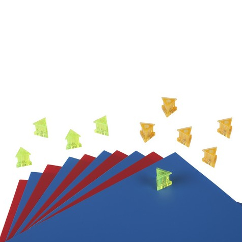 Quartet Extra Strong Magnets Triangles PACK 10 SPECIAL 30% Off - only 12 available at this price