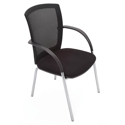Mesh Chair WMVBK with Gas Lift Back Height 500mm