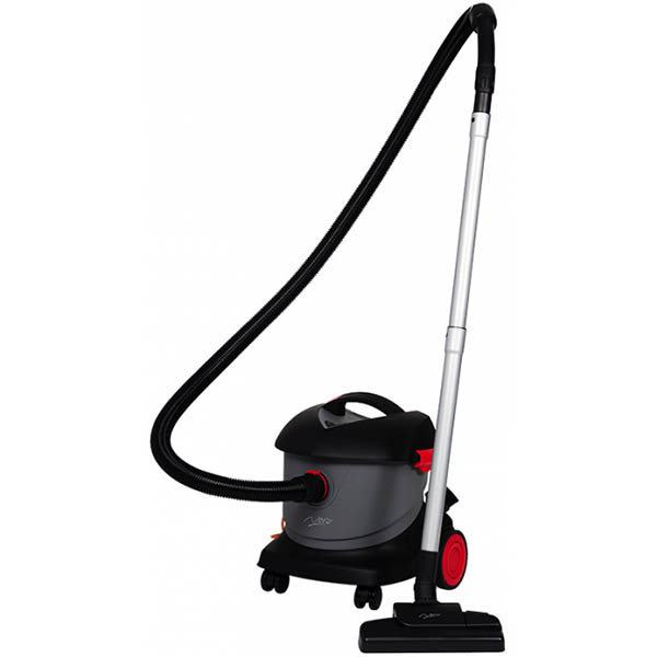 NERO HEPA COMMERCIAL VACUUM CLEANER 15L GREY/RED