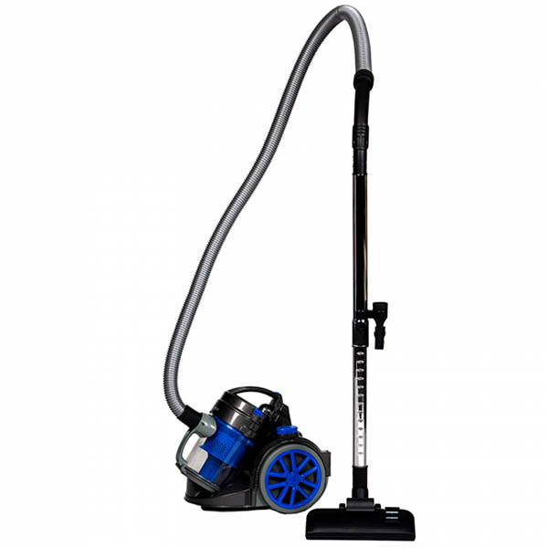NERO BAGLESS CYCLONIC VACUUM CLEANER 1.8L BLUE