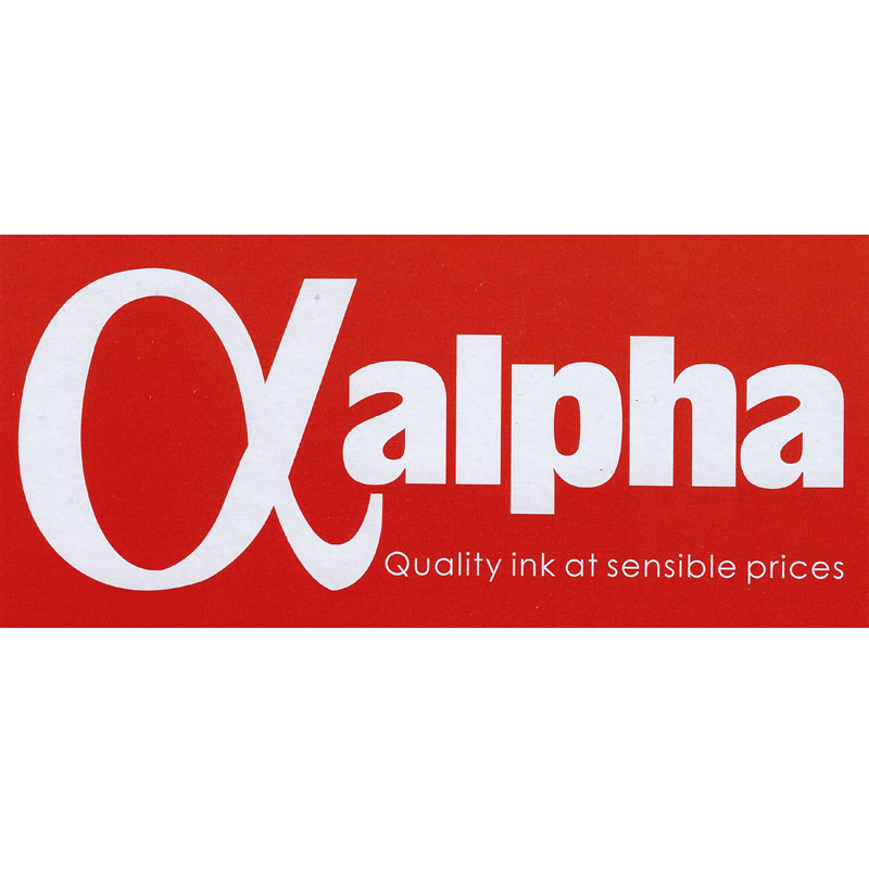Yellow Copier Cartridge   Alpha brand